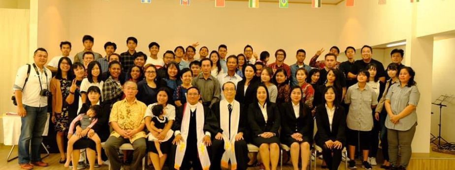 Keluarga Besar Jemaat GIII Gunma